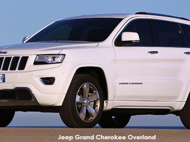 Jeep Grand Cherokee 3.0CRD Overland