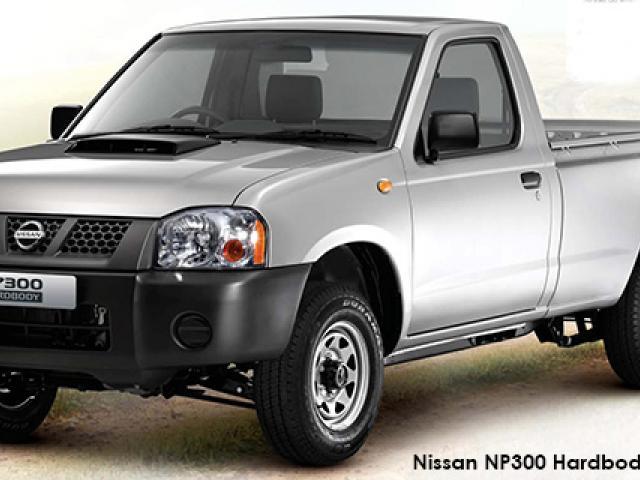 Nissan NP300 Hardbody 2.5TDi mid