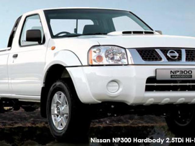 Nissan NP300 Hardbody 2.5TDi Hi-rider