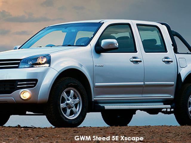 GWM Steed 5E 2.4 double cab Xscape