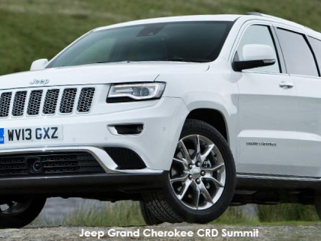 Jeep Grand Cherokee 3.0CRD Summit