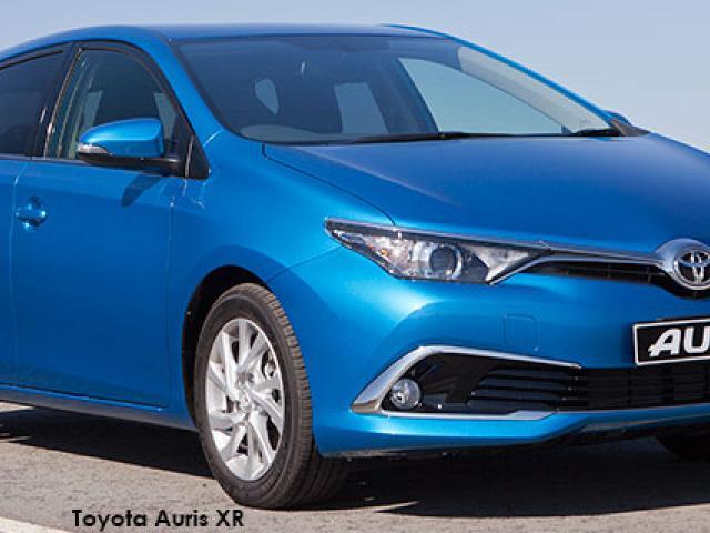 Toyota Auris 1.6 XR auto