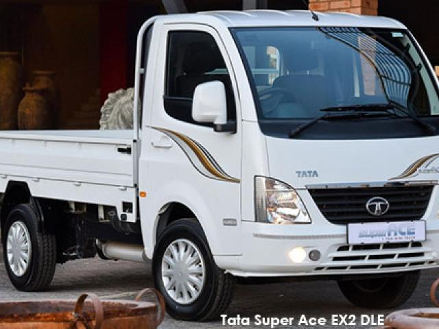 Tata Super Ace EX2 1.4TD DLE