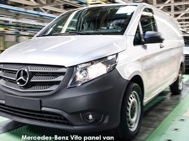 Mercedes-Benz Vito 114 CDI panel van