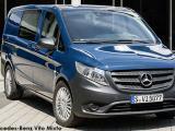 Mercedes-Benz Vito 111 CDI Mixto crewcab - Thumbnail 1