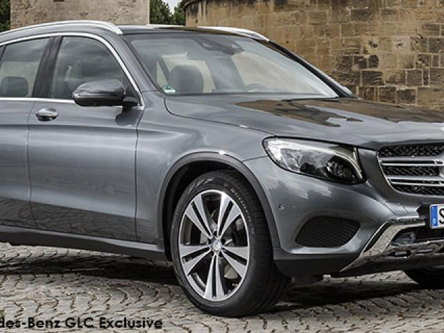 Mercedes-Benz GLC GLC220d 4Matic Exclusive
