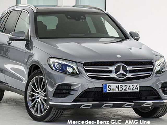 Mercedes-Benz GLC GLC220d 4Matic AMG Line