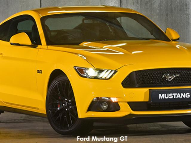 Ford Mustang 5.0 GT fastback auto