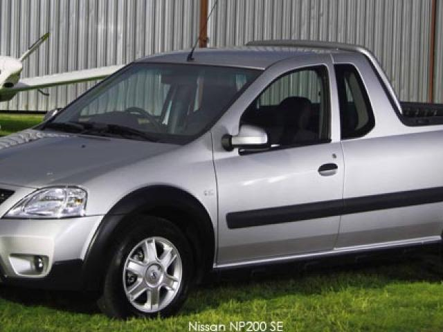 Nissan NP200 1.6 16v high