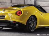 Alfa Romeo 4C Spider - Thumbnail 2
