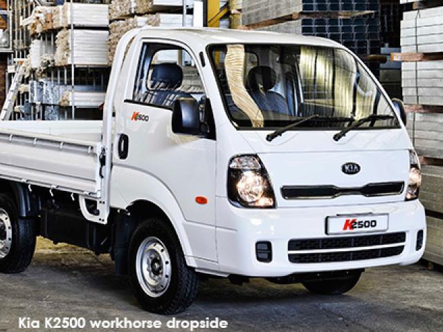 Kia K2500 2.5TD workhorse dropside
