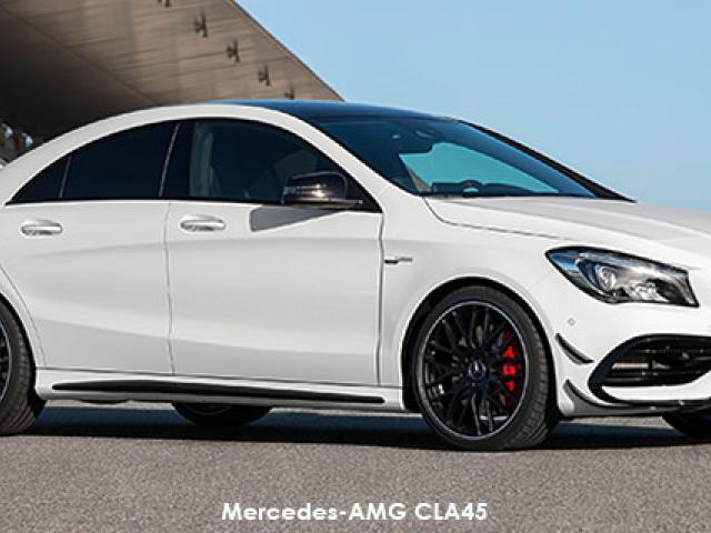 Mercedes-AMG CLA CLA45 4Matic