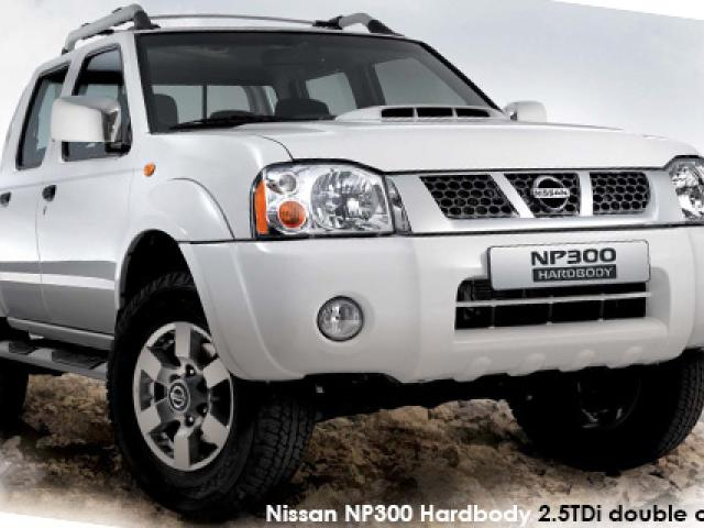 Nissan NP300 Hardbody 2.5TDi double cab Hi-rider