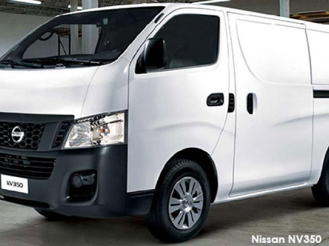 Nissan NV350 panel van 2.5i