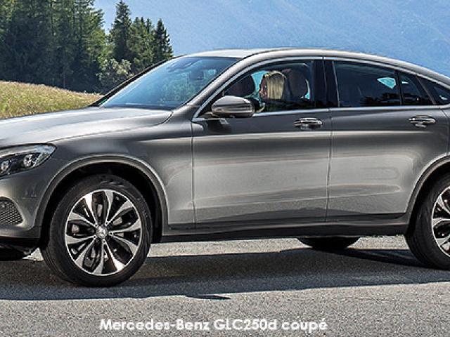 Mercedes-Benz GLC GLC220d coupe 4Matic