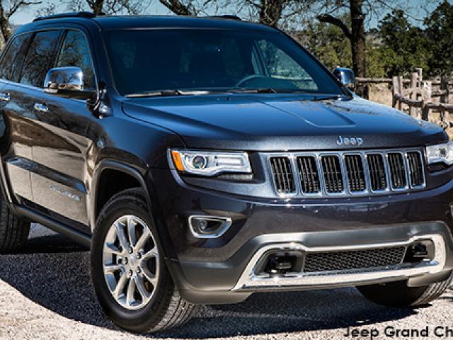 Jeep Grand Cherokee 3.6L Laredo
