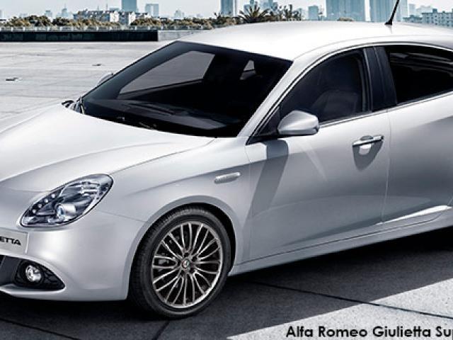Alfa Romeo Giulietta 1.4TB Super