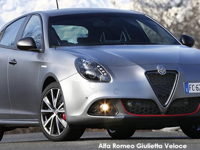 Alfa Romeo Giulietta 1750TBi Veloce