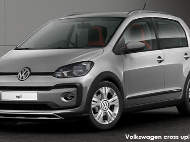 Volkswagen up! cross up! 5-door 1.0