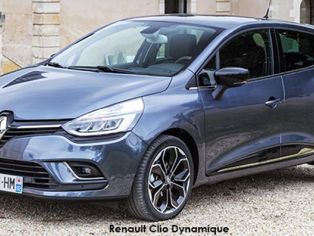 Renault Clio 66kW turbo Dynamique
