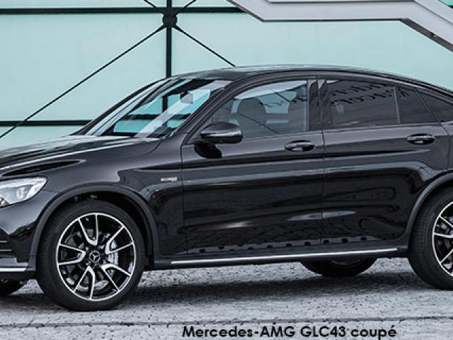 Mercedes-AMG GLC GLC43 coupe 4Matic
