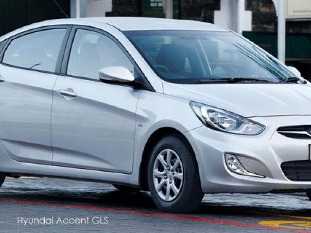 Hyundai Accent sedan 1.6 Motion