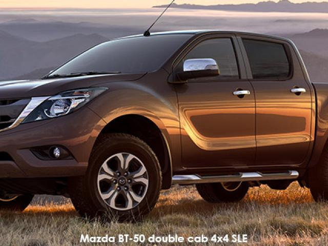 Mazda BT-50 2.2 double cab SLE