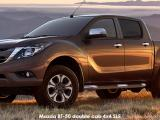 Mazda BT-50 3.2 double cab 4x4 SLE auto - Thumbnail 1