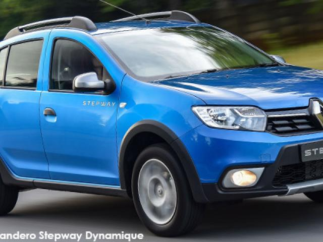 Renault Sandero 66kW turbo Stepway Expression