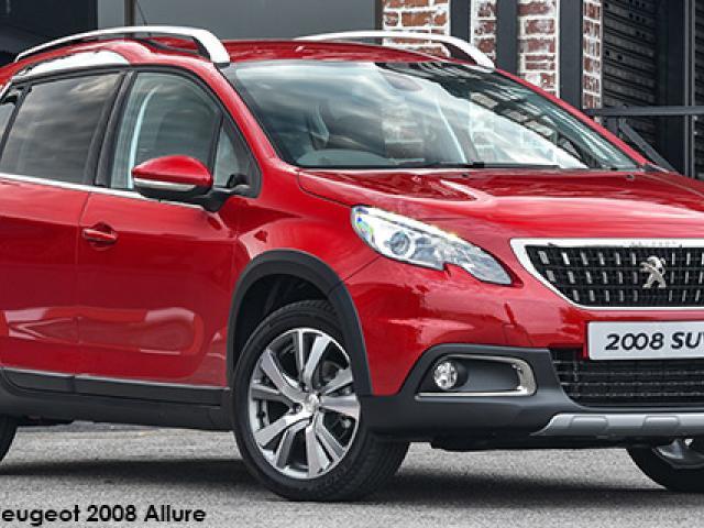 Peugeot 2008 1.2T Allure auto