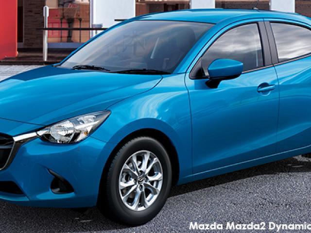 Mazda Mazda2 1.5 Dynamic