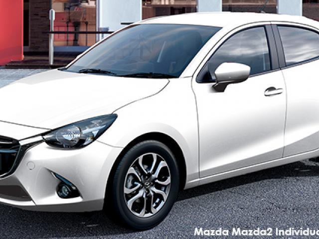 Mazda Mazda2 1.5 Individual Plus auto