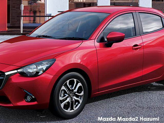 Mazda Mazda2 1.5DE Hazumi auto