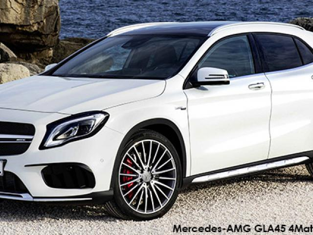 Mercedes-AMG GLA GLA45 4Matic