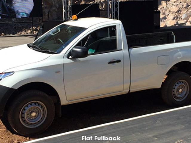 Fiat Fullback 2.5Di-D