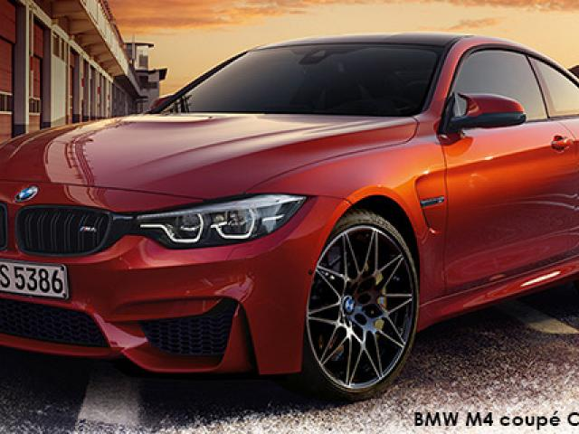BMW M4 M4 coupe Competition