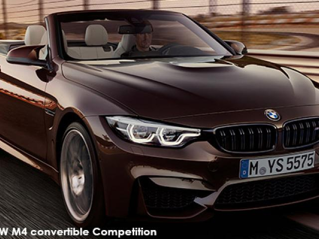 BMW M4 M4 convertible Competition