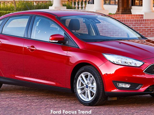 Ford Focus sedan 1.0T Trend