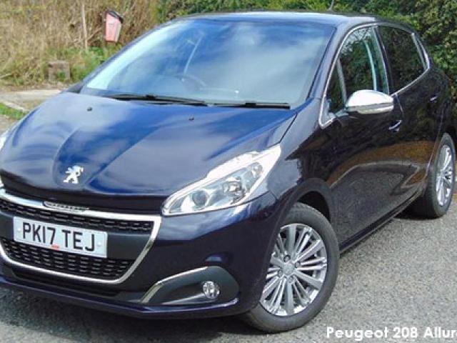 Peugeot 208 1.2 Allure