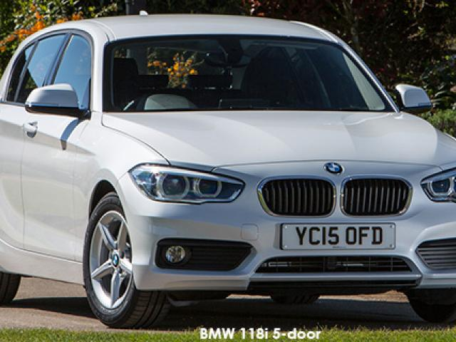 BMW 1 Series 118i 5-door