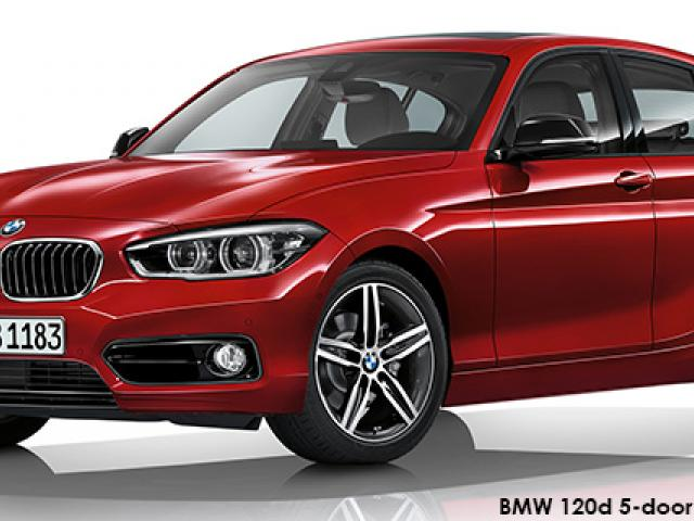 BMW 1 Series 118i 5-door Sport Line