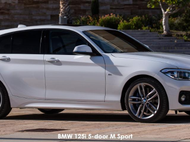 BMW 1 Series 118i 5-door M Sport auto