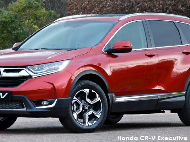 Honda CR-V 1.5T Exclusive AWD