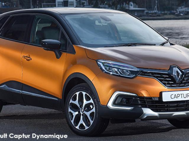 Renault Captur 88kW turbo Dynamique