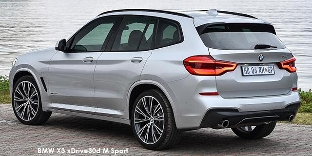 New Car Quotes Bmw X3 Xdrive30d M Sport