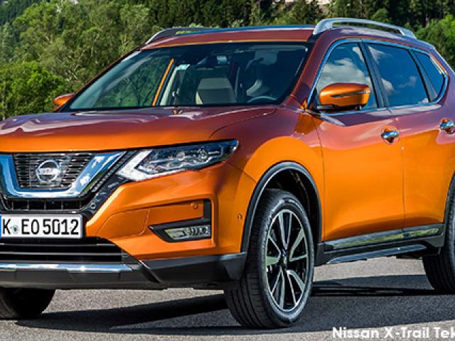Nissan X-Trail 2.5 4x4 Tekna