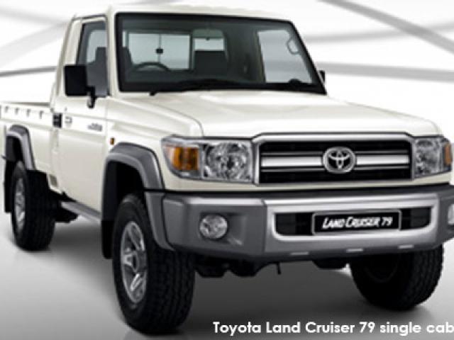 Toyota Land Cruiser 79 Land Cruiser 79 4.2D