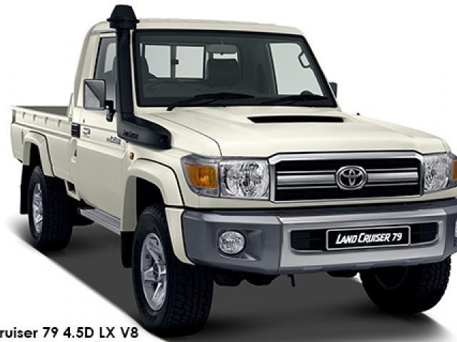 Toyota Land Cruiser 79 Land Cruiser 79 4.5D-4D LX V8