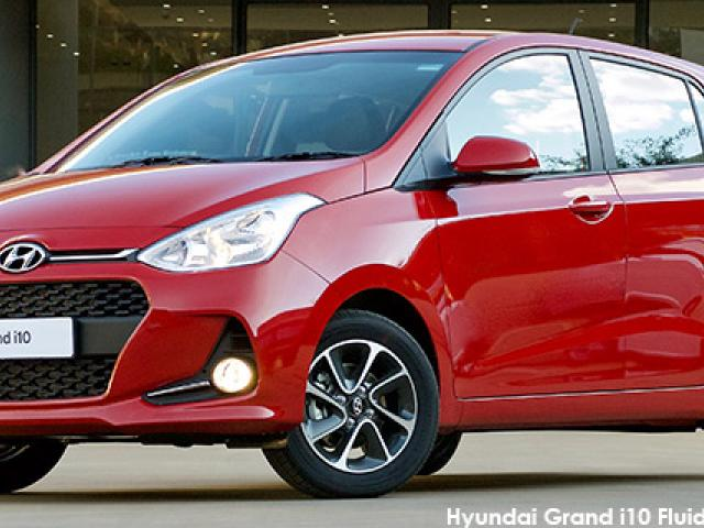Hyundai Grand i10 1.0 Motion auto