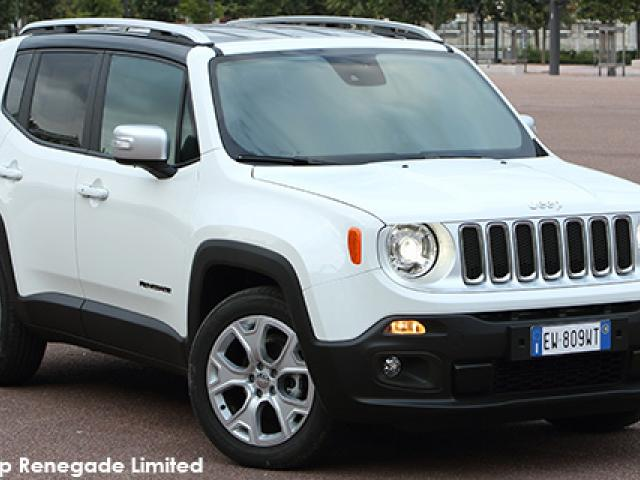 Jeep Renegade 1.4L T 4x4 Limited